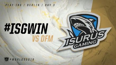 De infarto: Isurus Gaming derrotó a DetonatioN FocusMe y clasificó a la segunda etapa del Play-In