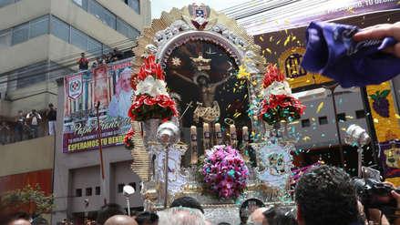 Señor de los Milagros: sigue estas recomendaciones para asistir a la procesión