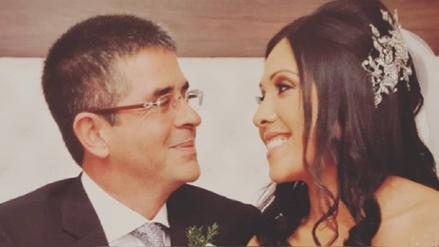 Tula Rodríguez se conmueve al revelar el pedido de su hija sobre la tiara que usó en su boda con Javier Carmona