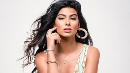 Ivana Yturbe es hospitalizada de emergencia y se retira de concurso de belleza en Italia