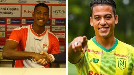 Miguel Araujo dio a conocer que tuvo la chance de llegar al Nantes de Cristian Benavente