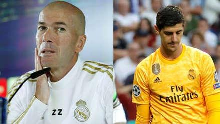 ¿Será suplente? Zinedine Zidane: