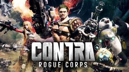 Lo bueno, lo malo y lo feo de Contra: Rogue Corps