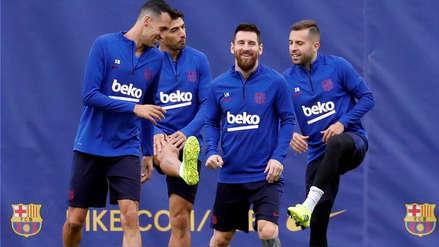 Barcelona recupera a Jordi Alba y Ansu Fati para el partido contra Sevilla