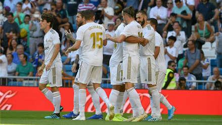 ¡Victoria sufrida! Real Madrid venció 4-2 a Granada por la fecha 8 de LaLiga Santander