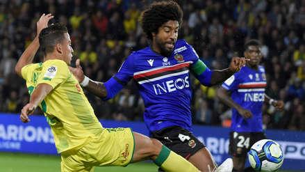 ¡Sigue sumando minutos! Con Cristian Benavente de titular, Nantes venció 1-0 a Niza por la Ligue 1