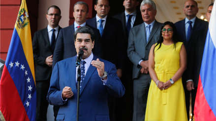 Maduro asegura que las relaciones diplomáticas con Rusia están