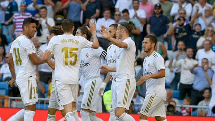 ¡Sufrió para ganar! Real Madrid venció 4-2 al Granada por la fecha 8 de LaLiga Santander