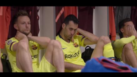 Barcelona mostrará lo que ocurrió tras la derrota ante Liverpool en la Champions League 2018-19