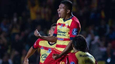 ¡Paren las 'Orejas'! Edison Flores marcó un gol antes de unirse a la Selección Peruana
