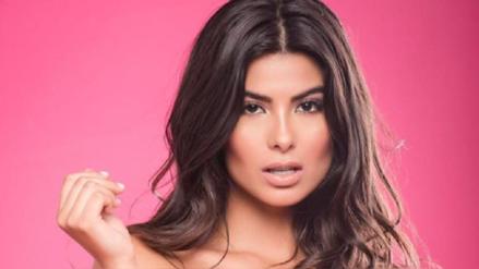 "Ivana Yturbe se disculpa tras ser retirada de concurso de belleza: ""Lamento haber enfermado"""