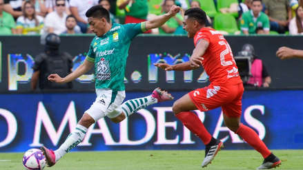 León empató 1-1 ante Veracruz por la jornada 13 del Torneo Apertura de la Liga MX