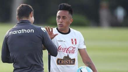 Selección Peruana cumplió su primer entrenamiento en Buenos Aires