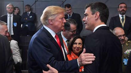 España advierte que Europa contestará si EE.UU. inicia una guerra comercial