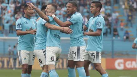 Sporting Cristal goleó 3-0 a Real Garcilaso y se mantiene en la pelea por el título del Torneo Clausura