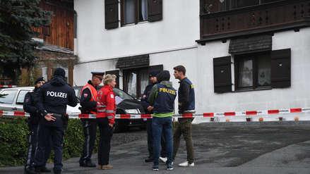 Masacre en Austria: Un hombre asesinó a su expareja, al nuevo novio y a toda la familia de ella