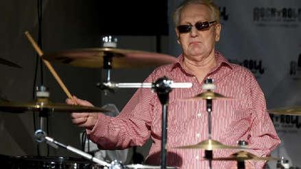 Ginger Baker, el gran baterista de Cream, falleció a los 80 años