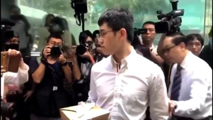 Indignación en China por la agresión de un chino a manos de un manifestante en Hong Kong