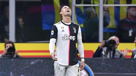 ¿Estaba en posición adelantada? Cristiano Ronaldo anotó el segundo gol de Juventus pero fue anulado