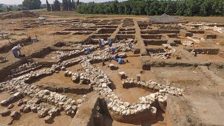 Israel presentó vieja ciudad que fue la