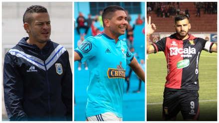 Liga 1: así marcha la tabla de goleadores del Torneo Clausura