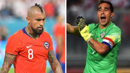 ¿Se amistarán en la 'Roja'? Arturo Vidal hablará con Claudio Bravo: