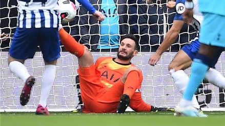 Dura baja: Tottenham confirmó que Hugo Lloris no jugará el resto del año tras escalofriante lesión