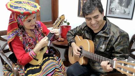 William Luna y María Jesús Rodríguez 'La Miski' cantarán en quechua e inglés en show de raíces cusqueñas