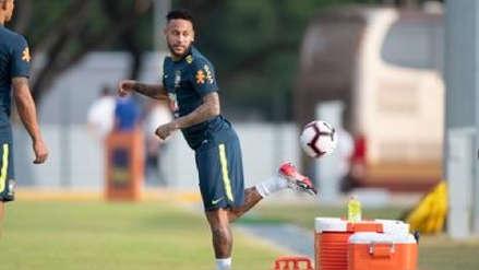 Neymar entrará a un selecto grupo con la Selección de Brasil: el