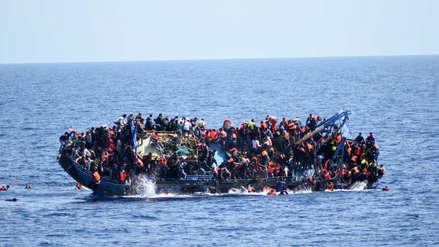 El número de migrantes muertos en el Mediterráneo supera ya el millar en 2019