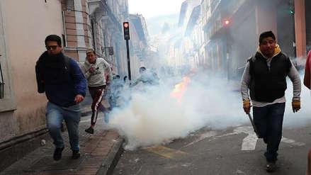 La ONU pide a Ecuador que garantice el derecho a manifestarse pacíficamente