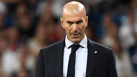 No los quiere más: Zinedine Zidane entregó su 'lista negra' de jugadores a Florentino Pérez