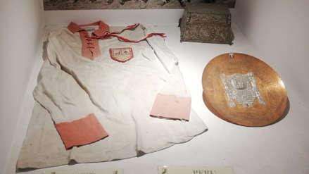 Perú vs. Uruguay: así luce la primera camiseta que utilizó la Selección Peruana en el Mundial de 1930