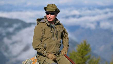 Vladímir Putin cumple 67 años y así lo celebra en Rusia [FOTOS]