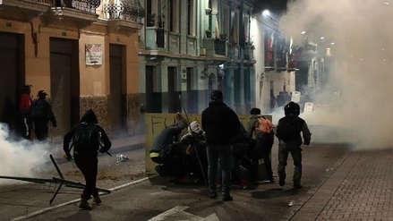 Crisis en Ecuador | Gobierno de Lenín Moreno ordena toque de queda nocturno alrededor de sedes públicas