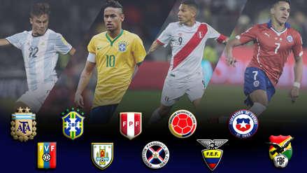 Agenda internacional EN VIVO: los partidos amistosos de las selecciones sudamericanas en Fecha FIFA