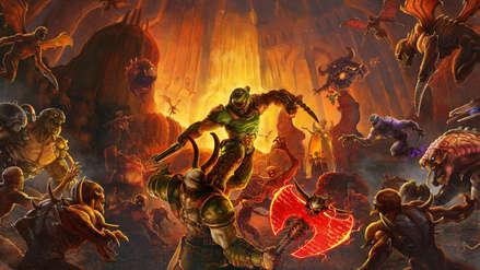 Doom Eternal se retrasa hasta marzo de 2020 e incorpora varias novedades a su lanzamiento