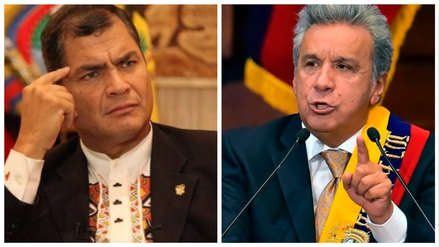 Ecuador | Correa responde a las acusaciones de golpe de Estado de Moreno y pide adelantar elecciones