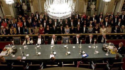 Tras escándalo de abuso sexual, la Academia Sueca entrega dos premios Nobel de Literatura