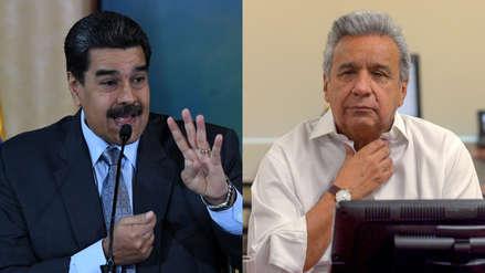 Maduro se burla de Moreno: