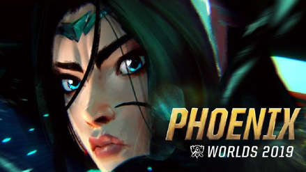 Por fin: Escucha 'Phoenix', la canción del mundial de League of Legends 2019