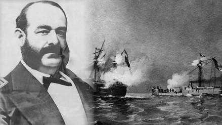 8 de octubre | El recuerdo de Miguel Grau en el Combate de Angamos