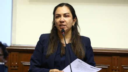 Marisol Espinoza fue expulsada de Alianza Para el Progreso
