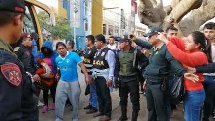 Poder Judicial dicta 7 días de detención preliminar para 31 implicados en muerte de cuatro personas en Huamachuco