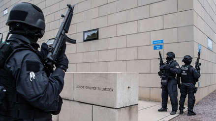 Autor de atentado contra una sinagoga en Alemania difundió video del ataque en vivo