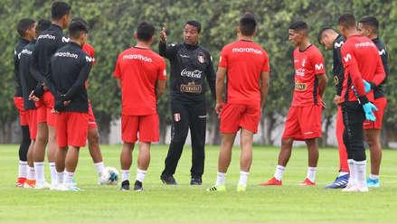 Con Kevin Quevedo y Brayan Velarde, el once de Nolberto Solano para enfrentar a Colombia