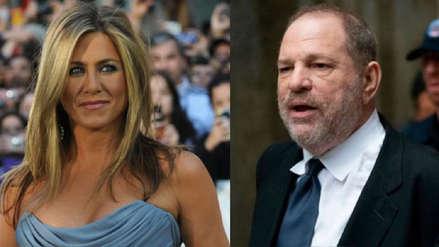 Jennifer Aniston reveló que fue víctima del comportamiento