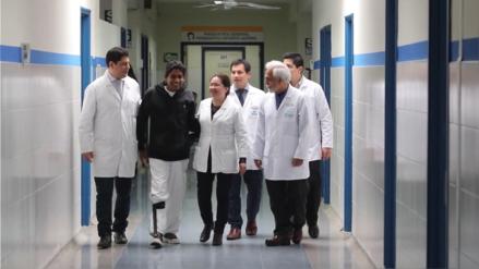 El trasplante de hígado que llegó tras dos años y medio de espera