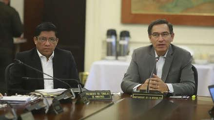 Gobierno aprobó Decreto de Urgencia que establece medidas para las elecciones congresales del 2020