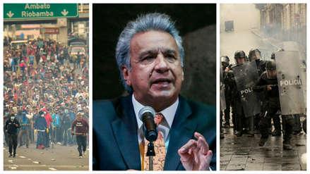 Lenín Moreno asegura que no dimitirá